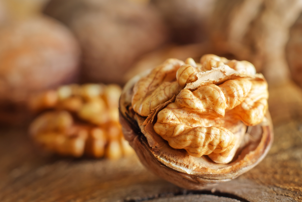Walnuts Slow Prostate Cancer Growth in Mice