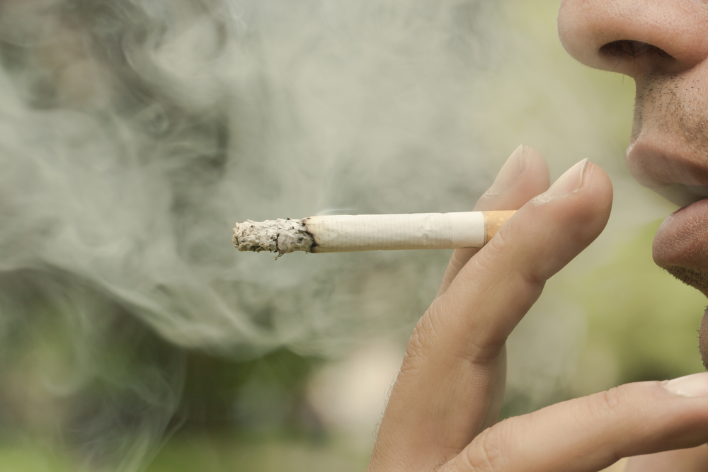 Smoking Causes Unwanted Effects In Prostate Cancer Patients Undergoing Treatment