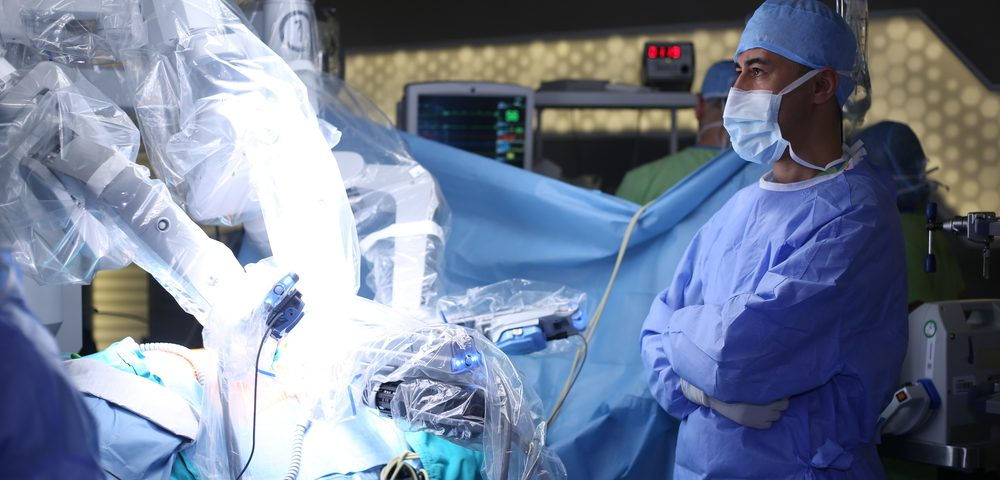 Robotic Surgery in Obese Prostate Cancer Patients Reduces Blood Loss, Hospital Length