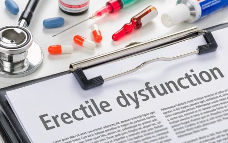 Most Men With Prostate Cancer Avoid Treating Erectile Dysfunction