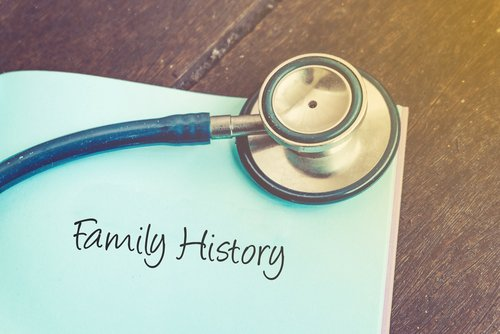 Prostate cancer family history