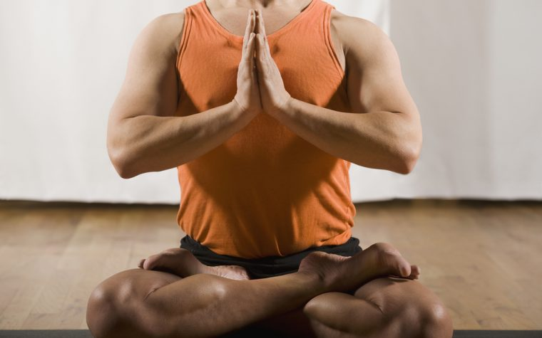 Yoga Gives Prostate Cancer Patients a Leg Up on Treatment Side Effects